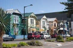 Napier, Nouvelle-Zélande image libre de droits