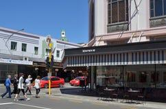 Napier, Nowa Zelandia - Zdjęcie Royalty Free
