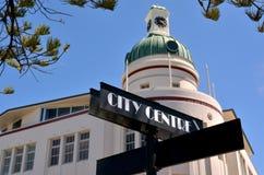 Napier - Nueva Zelanda Fotos de archivo libres de regalías