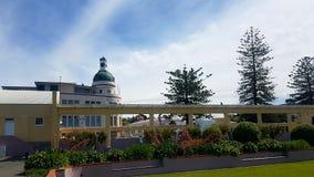 Napier Nuova Zelanda immagini stock libere da diritti
