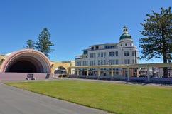 Napier - Nya Zeeland Arkivbild