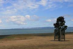 Napier-Strand Lizenzfreies Stockfoto
