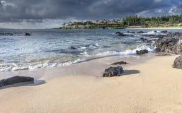 Napili Bay surf Stock Images