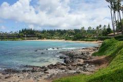 Napili beach, Maui Royalty Free Stock Image