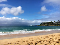 Napili fjärd, Maui Arkivbild
