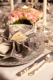 Napkin art Royalty Free Stock Photos