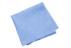 Napkin for cleaning of home subjects Royalty Free Stock Photography