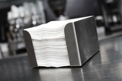 Napkin Holder Stock Images