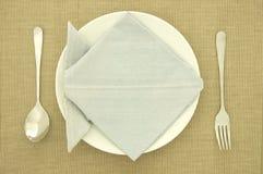 Napkin Origami Royalty Free Stock Image