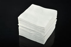Napkin Stock Photography