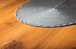 Napkin on the table Stock Photo