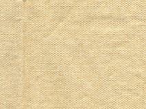 Napkin texture Stock Image