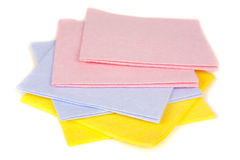 Napkins Royalty Free Stock Photo