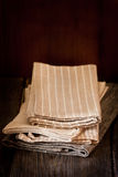 Napkins. Stock Images