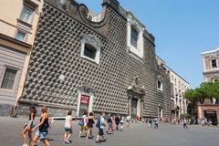 Naples images stock