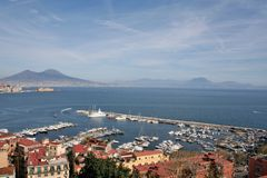 Naples Royalty Free Stock Photography