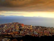 Naples image libre de droits