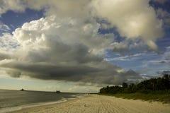 Naples Beach Stock Photography