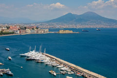 Naples, Campania, Italy Royalty Free Stock Photos
