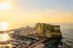 Naples Royalty Free Stock Photo