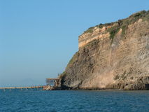 Naples Coast Royalty Free Stock Photos