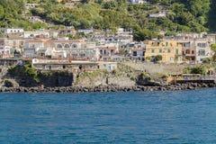 Naples coast Royalty Free Stock Images