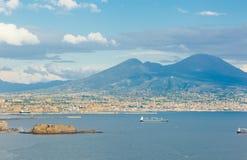 Naples daylight Stock Photos
