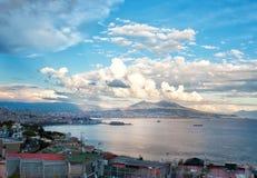 Naples daylight Stock Photo