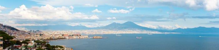 Naples daylight Royalty Free Stock Photography