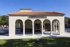 Naples Depot Museum, Florida Royalty Free Stock Photo