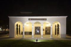 Naples Depot Museum, Florida Royalty Free Stock Photo