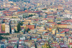 Naples in the early evening Royalty Free Stock Photography