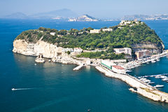 Naples golf Royaltyfria Foton