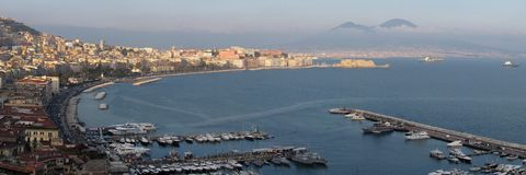 Naples gulf Stock Photos