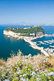 Naples gulf Royalty Free Stock Images