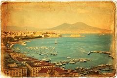 Naples, Italie Image stock