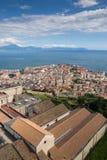 Naples bay, Italy Royalty Free Stock Photo