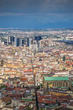 Naples town, Italy Royalty Free Stock Images