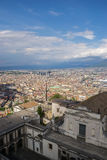 Naples town, Italy Royalty Free Stock Photos