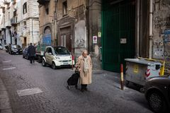 Naples, Italy Royalty Free Stock Photography