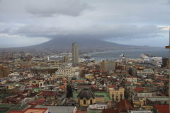 Naples Italy Royalty Free Stock Images