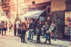 Naples Stock Photo