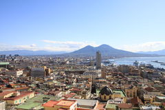 Naples Italy Stock Photo