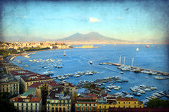 Naples, Italy Royalty Free Stock Photos