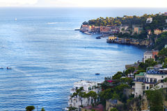 Naples, Italy Royalty Free Stock Photography