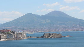 Naples, Italy stock footage