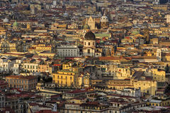 Naples in Italy Royalty Free Stock Image
