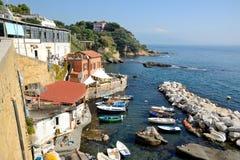 Naples marechiaro Stock Images