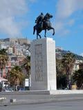 Naples - Monument of Armando Diaz royalty free stock images