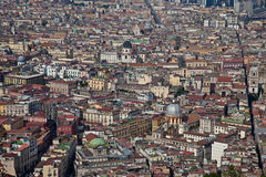 Naples (Napoli) Royalty Free Stock Photos
